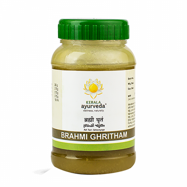 Kerala Ayurveda Brahmi Ghritham, 150ml