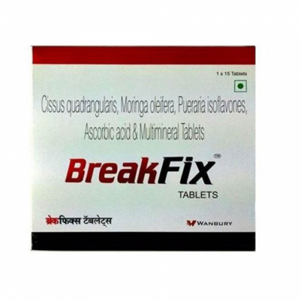 Breakfix, 15 Tablets