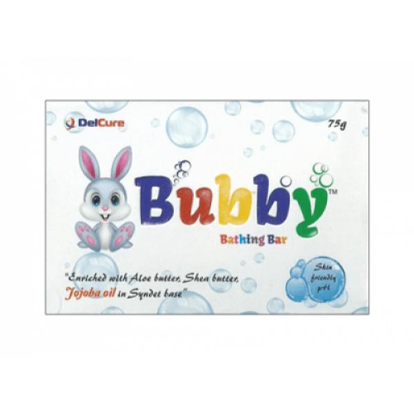 Bubby Bathing Bar, 75gm