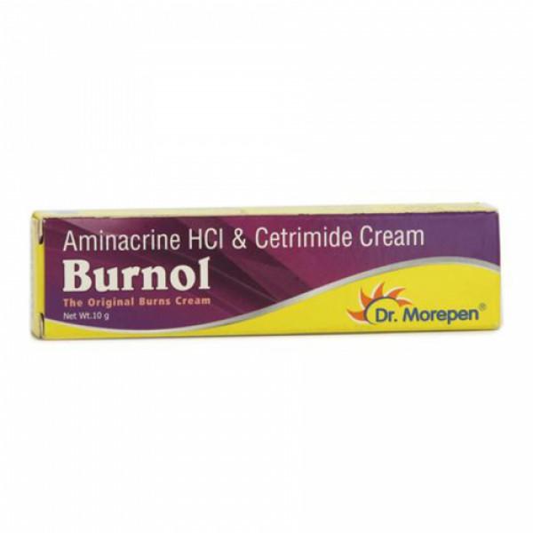 Burnol Cream, 10gm