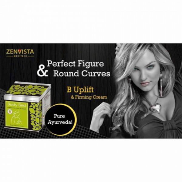 Zenvista Busty Best Bust Firming Cream, 100gm