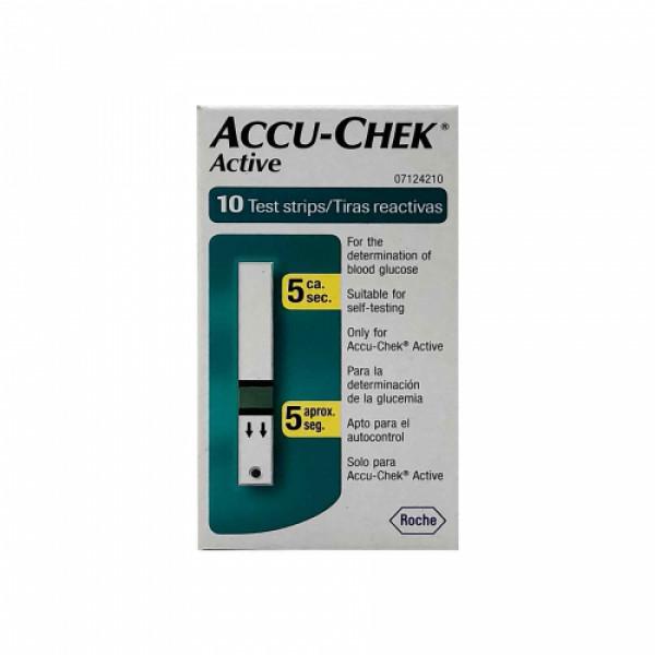 Accu-Chek Active Meter + 10 Strips Free