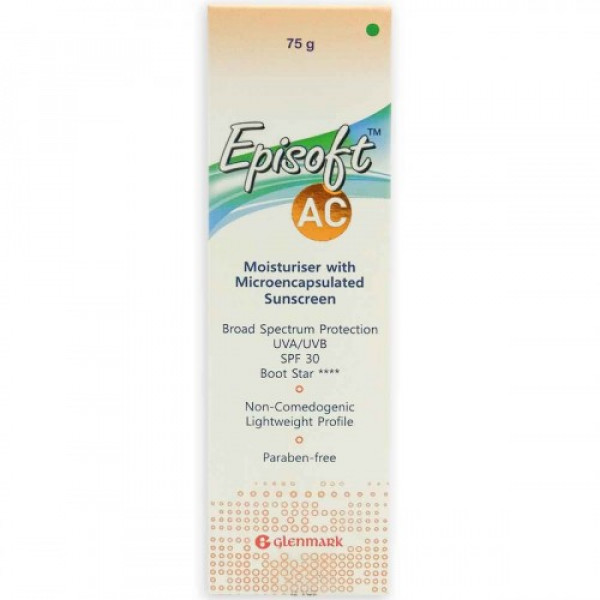 Episoft AC Sunscreen, 75gm