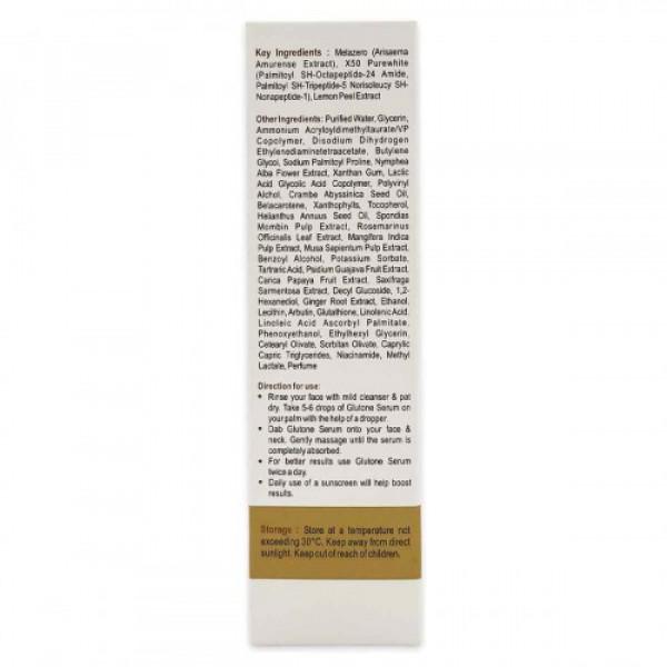 Glutone Serum for Skin Glow & Radiance, 30ml