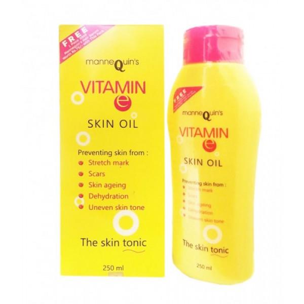 ManneQuin's Vitamin E Skin Oil, 250ml