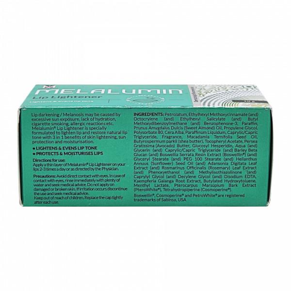 Melalumin Lip Lightener, 10gm