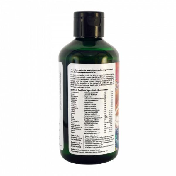 Nature's Veda Dasapushpam Mom Oil, 200ml