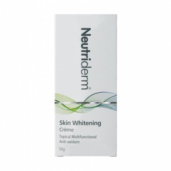 Neutriderm Skin Whitening Cream, 50gm