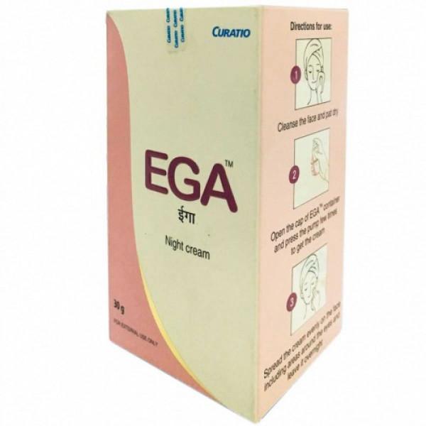EGA Night Cream, 30gm