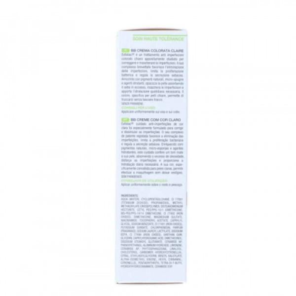 noreva Exfoliac Tinted BB Cream Light, 30ml