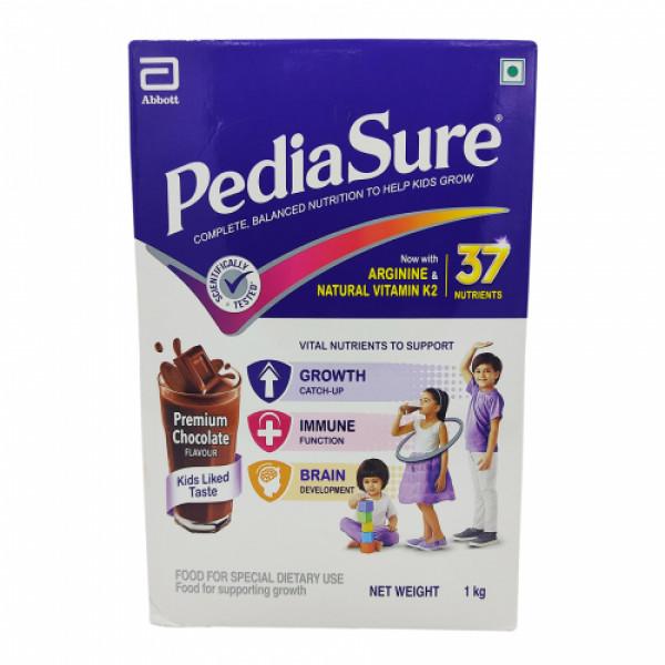 PediaSure Premium Chocolate Refill Pack, 1kg