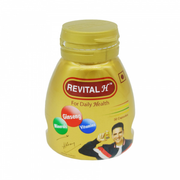 Revital H Men, 30 Capsules