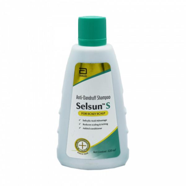 Selsun S Shampoo, 120ml