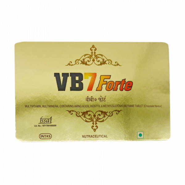 VB7 Forte, 10 Capsules