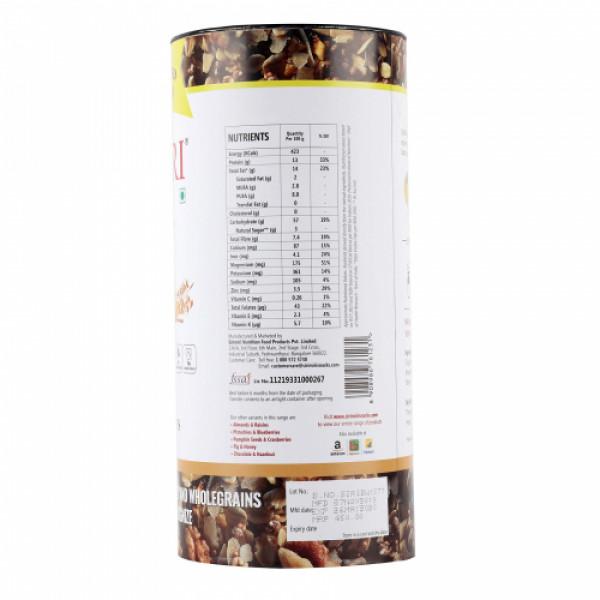 Sirimiri Premium Toasted Millet Muesli With Banana & Walnuts, 500gm