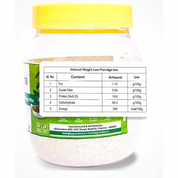 ByGrandma Natural Weight Loss Porridge Mix, 280gm