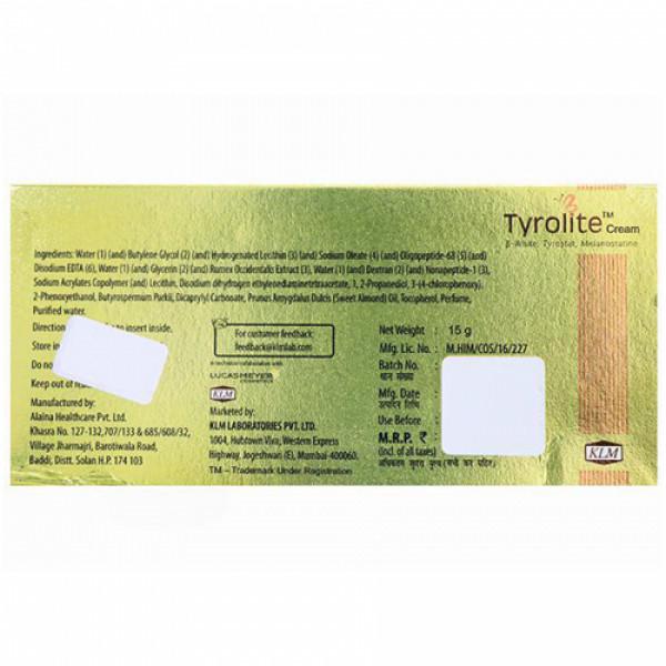 Tyrolite Cream, 15gm