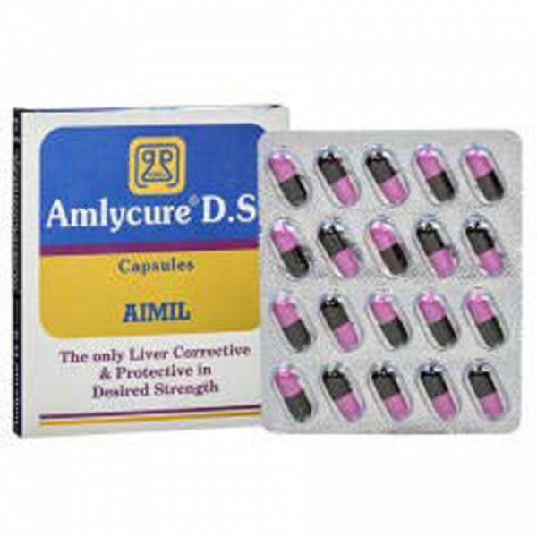 Amlycure D.S, 20 Capsules