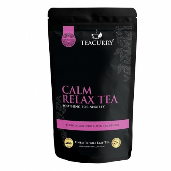 Teacurry Calm Relax Tea, 200gm