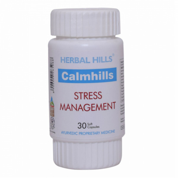Herbal Hills Calmhills,  30 Capsules