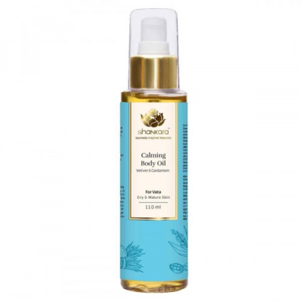Shankara Calming Body Oil, 110ml