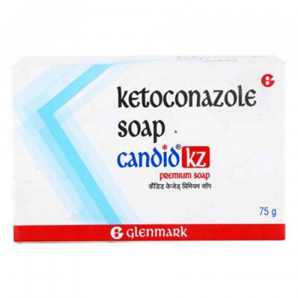 Candid KZ Premium Soap, 75gm