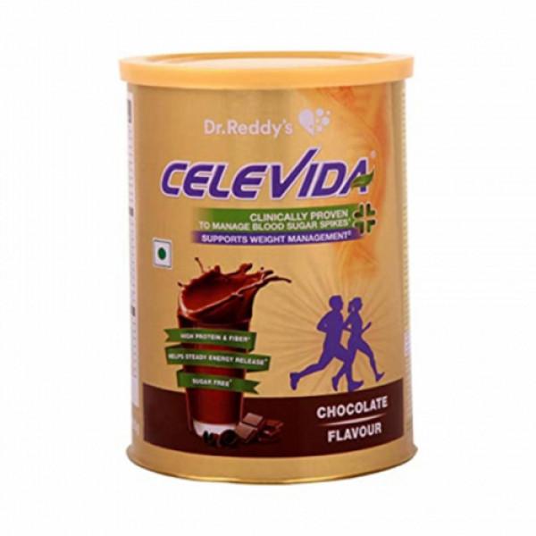 Celevida Nutritional Powder - Chocolate, 400gm