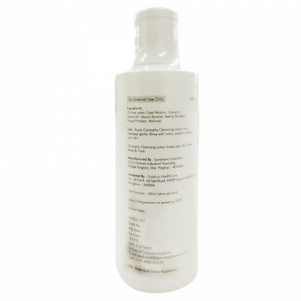 Censophy Cleansing Lotion, 180ml