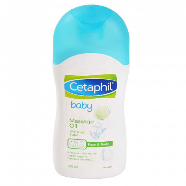 Cetaphil Baby Massage Oil, 200ml