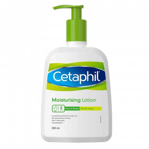 Cetaphil Moisturizing Lotion, 500ml
