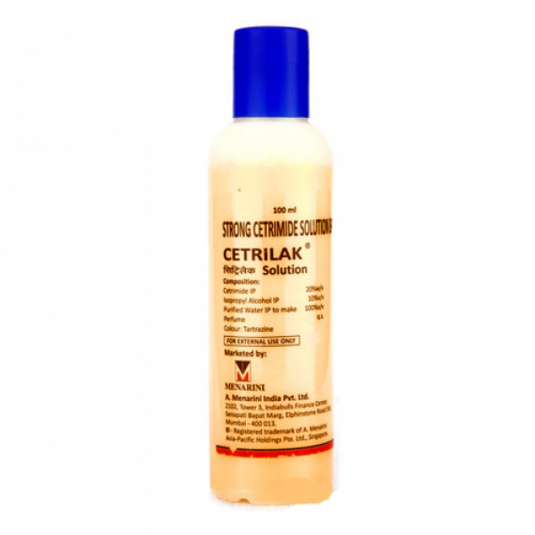 Cetrilak Strong Solution, 100ml