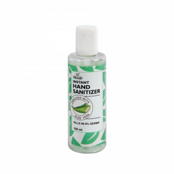 Charak Instant Hand Sanitizer, 100ml