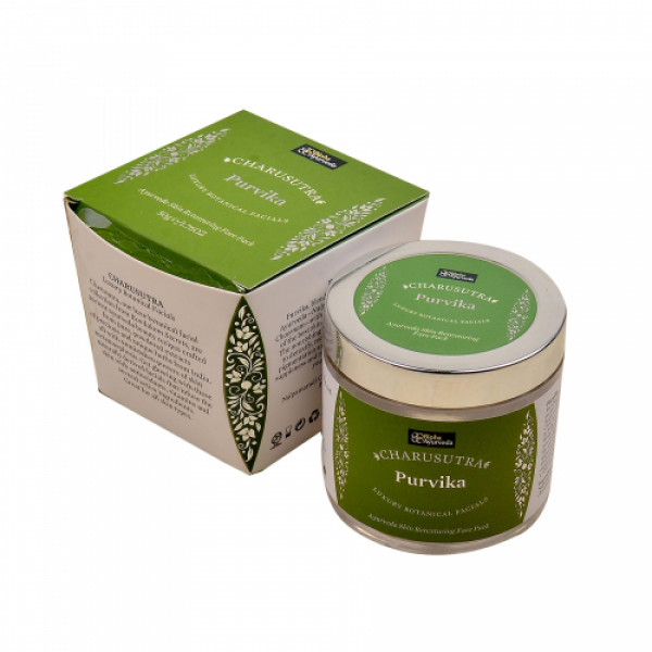 Bipha Ayurveda Charusutra Purvika Face Pack, 50gm