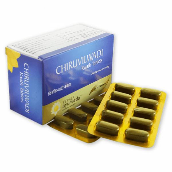 Kerala Ayurveda Chiruvilwadi Kwath, 100 Tablets