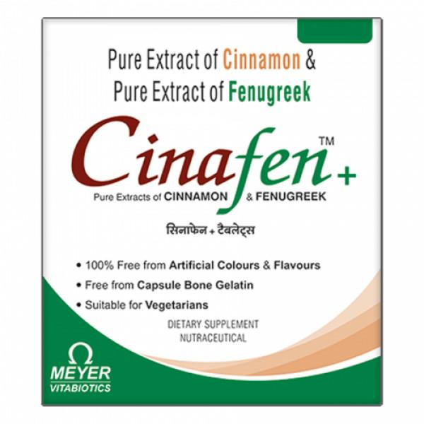 Cinafen Plus, 15 Tablets