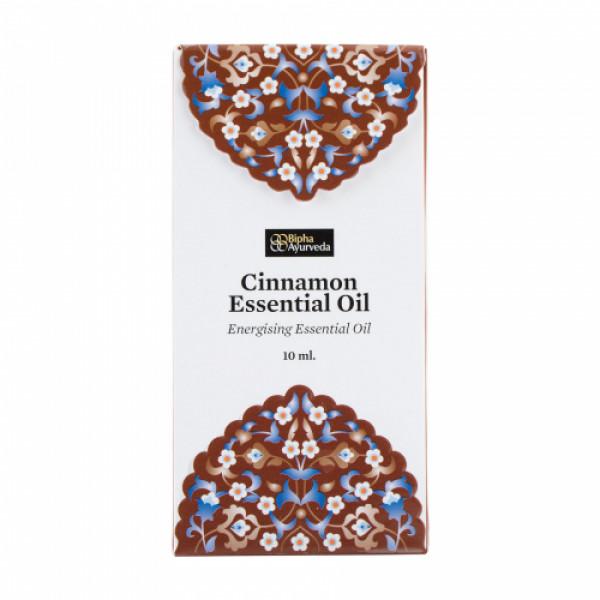 Bipha Ayurveda Cinnamon Essential Oil, 10ml
