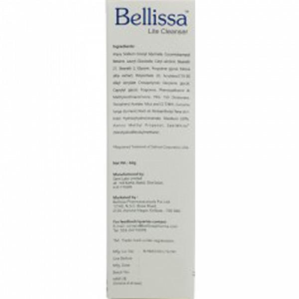 Bellissa Lite Cleanser, 60gm