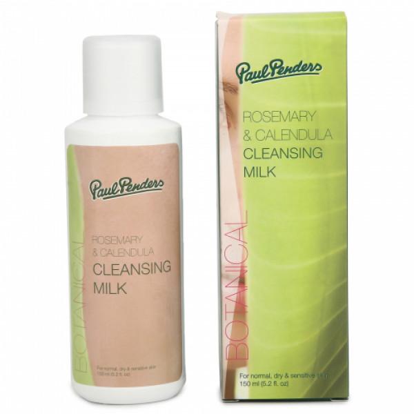 Paul Penders Rosemary & Calendula Cleansing Milk, 150ml