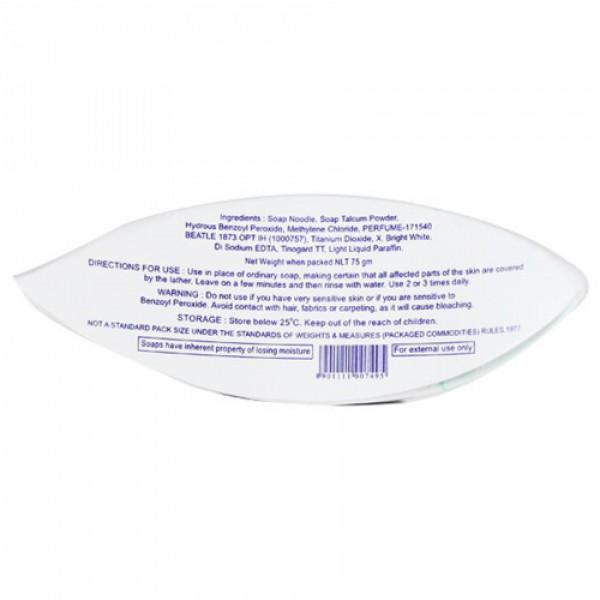 Perobar 2.5% Cleansing Bar, 75gm