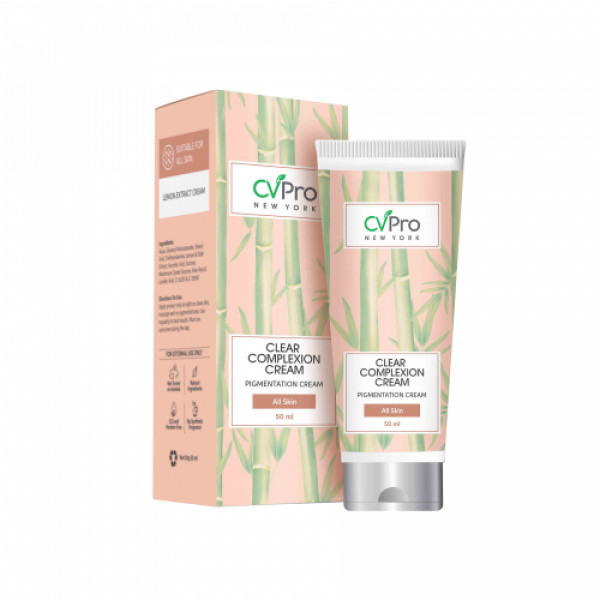 CVPro Clear Complexion Cream, 50ml