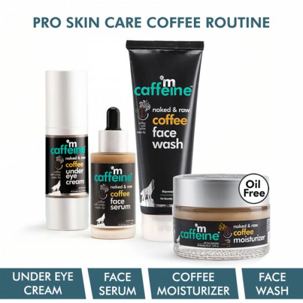 mCaffeine Pro Skin Care Coffee Routine, 220ml