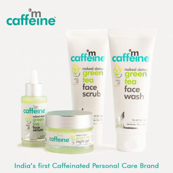 mCaffeine Green Tea AM PM Routine, 190ml
