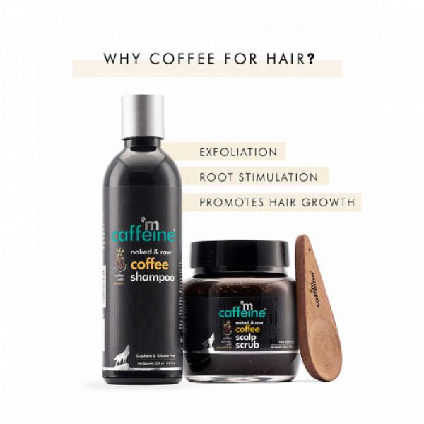 mCaffeine Coffee Deep Cleansing Hair Care Duo, 500ml