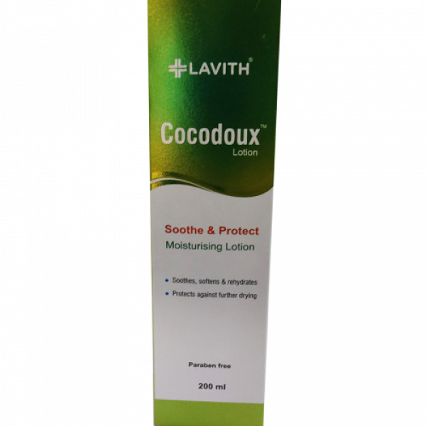 Cocodoux Lotion, 200ml