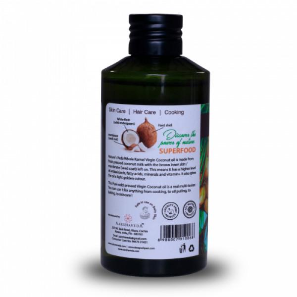 Nature's Veda Virgin Coconut Oil, 150ml