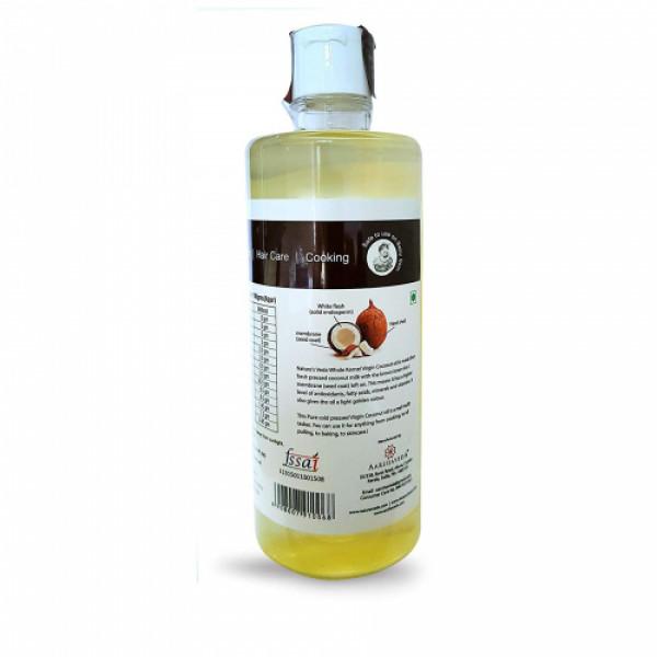Nature's Veda Virgin Coconut Oil, 500ml