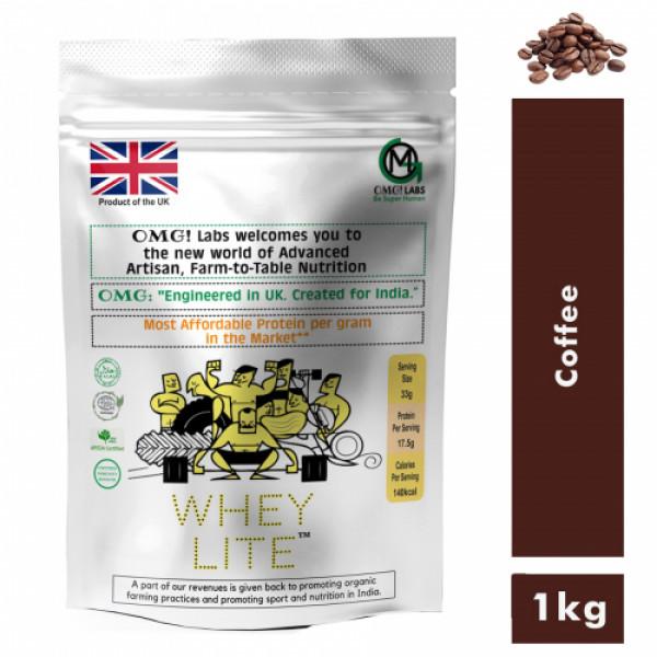 OMG Whey Lite Coffee, 1kg