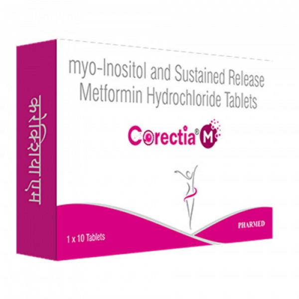 Corectia, 10 Tablets