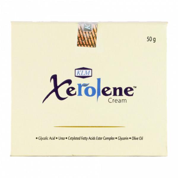 Xerolene Cream, 50gm