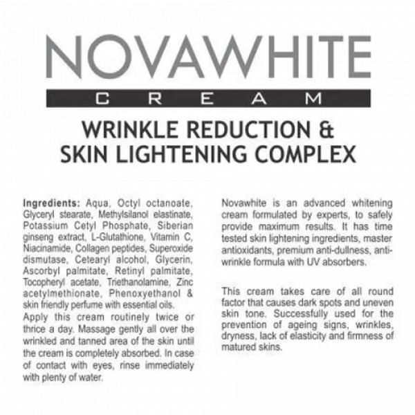 Bionova Novawhite Cream, 100ml